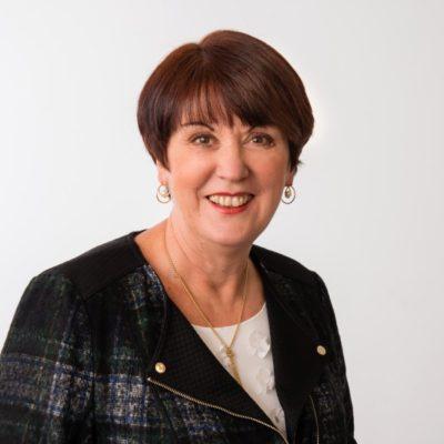 Judith Hackett portrait