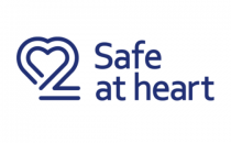 Safe at heart logo 2