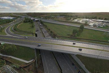Local road improvements